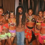 Rocky Dawuni & the ladies of AF