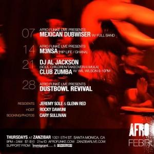 Afro-funke February 2013