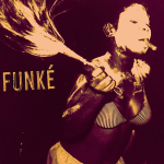 Afro Funke' Original Flyer